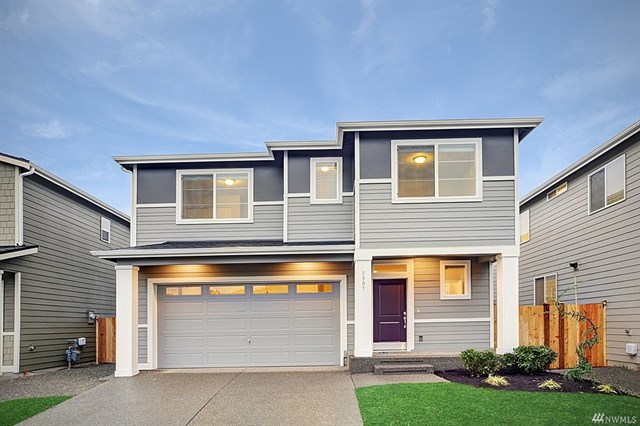Buying:  2949 S 373rd Place, Federal Way | List Price: $424,950 | Sold Price: $424,950