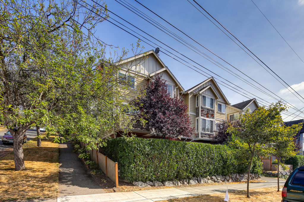 Listing: 2901 S Norman St, Seattle | List Price: $650,000 | Sell Price: $645,000