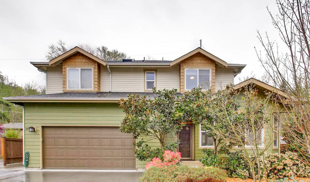 Listing: 5944 26th Ave SW, Seattle | List Price: $630,000 | Sold Price: $730,000