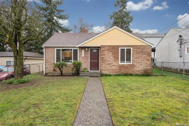 Buying:  16627 37th Ave S, SeaTac | List Price: $298,000 | Buying: $338,000