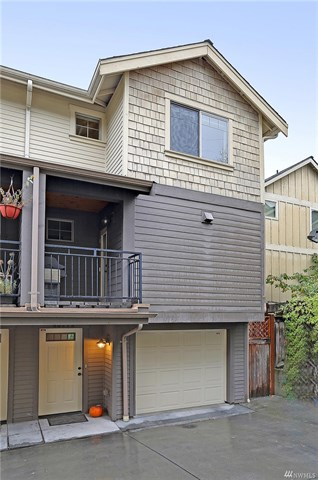 Buying: 8627 Delridge Wy SW #A, Seattle | List Price: $399,950 | Sold Price: $405,000