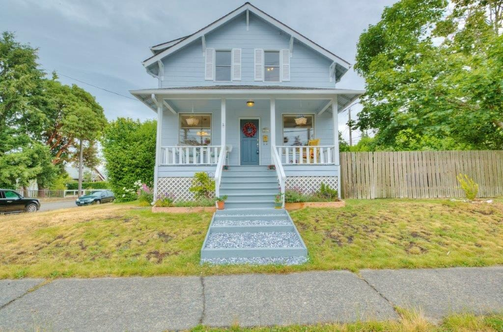 Listing: 4761 N Baltimore St, Tacoma | List Price: $295,000 | Sold Price: $305,000