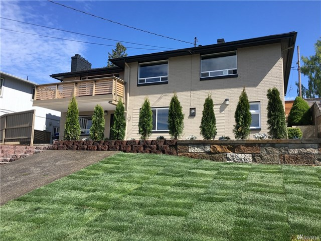 Buying: 8415 20th Ave SW, Seattle | List Price: $595,000 | Sold Price: $615,000