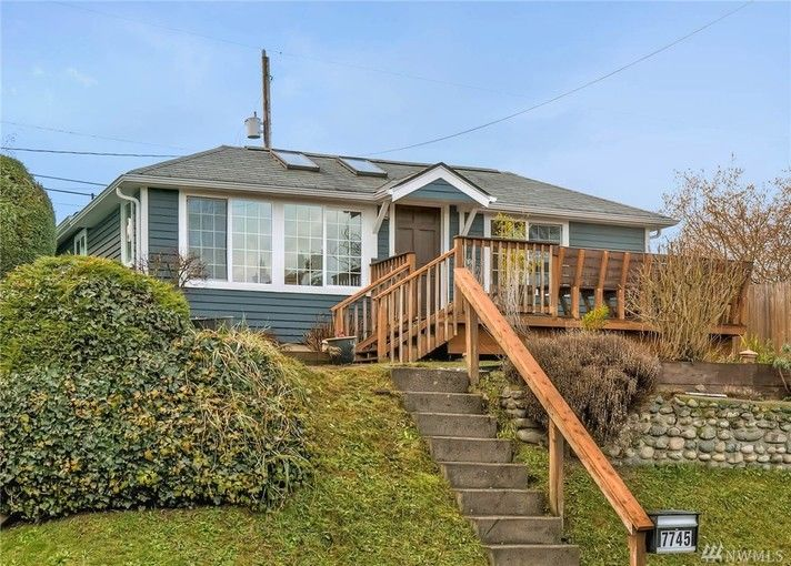 Selling: 7745 13th Ave SW, Seattle | List Price: $359,000 | Sold Price: $440,000