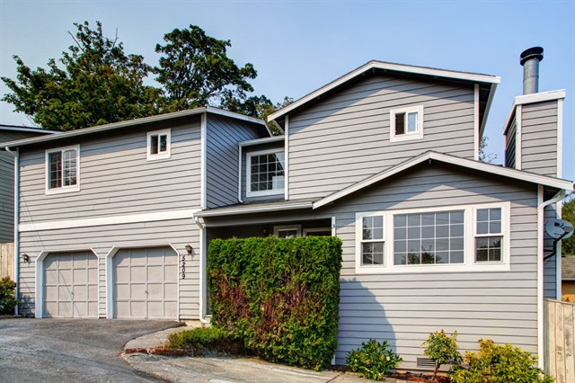 Buying:  5209 19th Ave SW, Seattle | List Price: $375,000 | Sold Price: $385,000