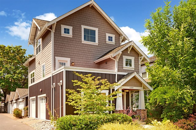 Buying: 6309 30th Ave SW, Seattle | List Price: $340,000 | Sold Price: $349,051