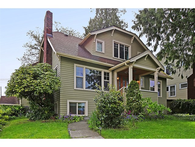 Listing: 6502 39th Ave SW, Seattle | List Price: $565,000 | Sold Price: $570,000