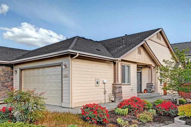 Buying: 22883 NE 128th Place, Redmond | List Price: $344,000 | Sold Price: $344,000