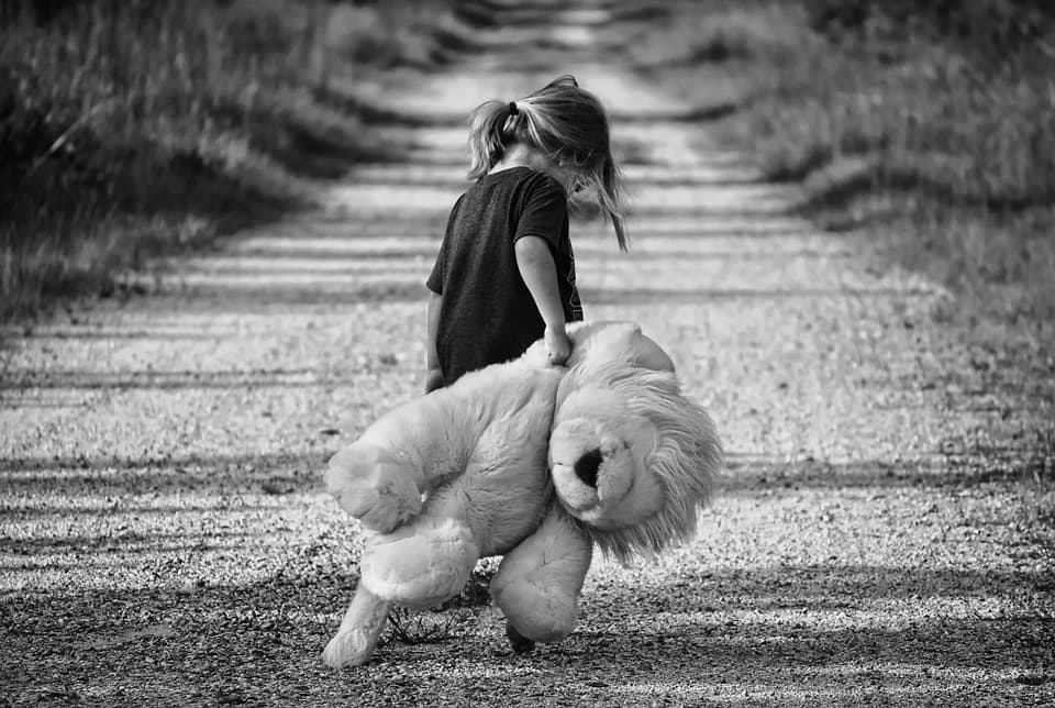 character child teddy bear road lost lonely abuse inspiration travel patricia tiffany morris IO.jpg
