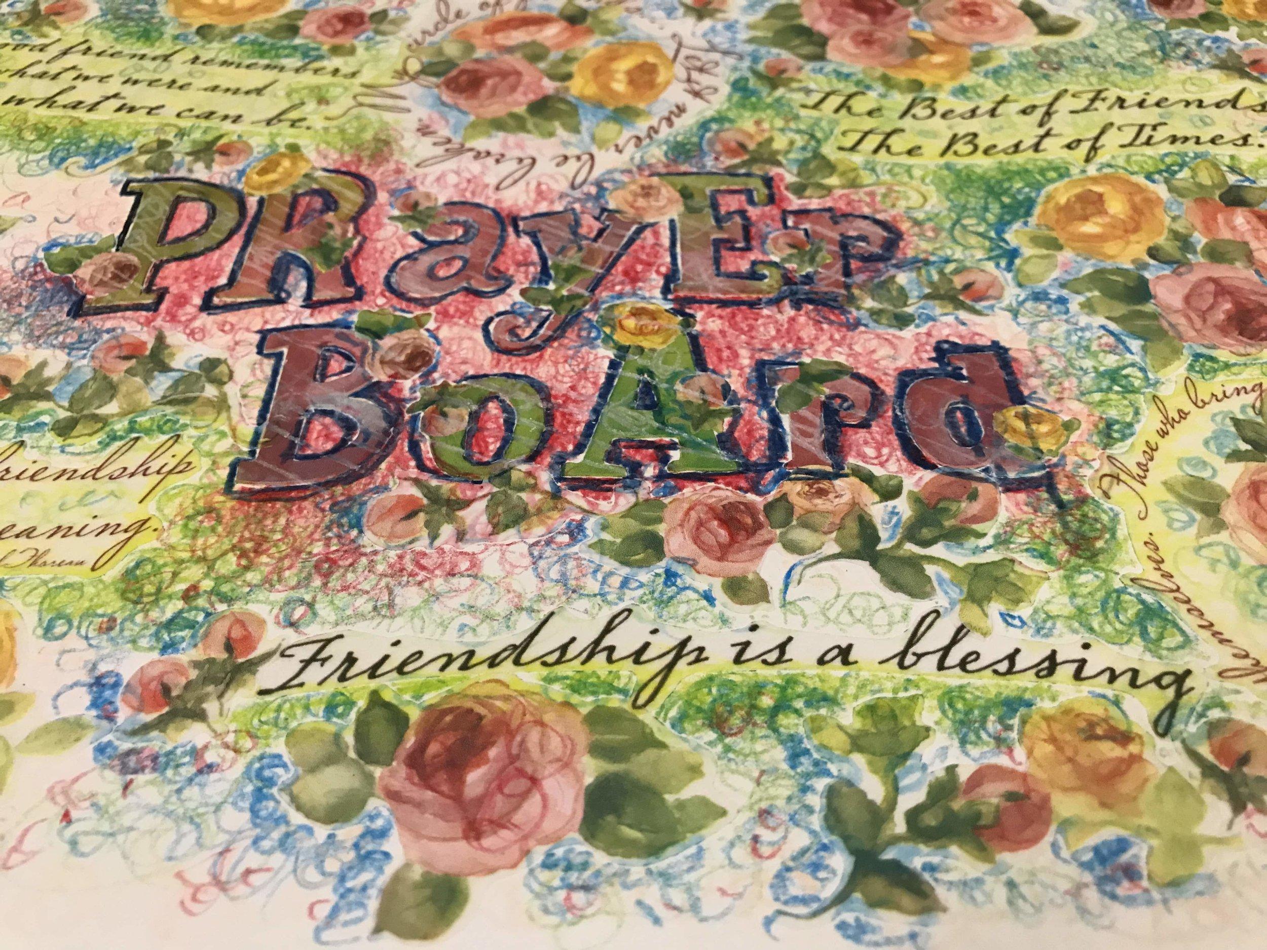 Prayer Board 3 Soulcare artsy Patricia Tiffany Morris.jpg