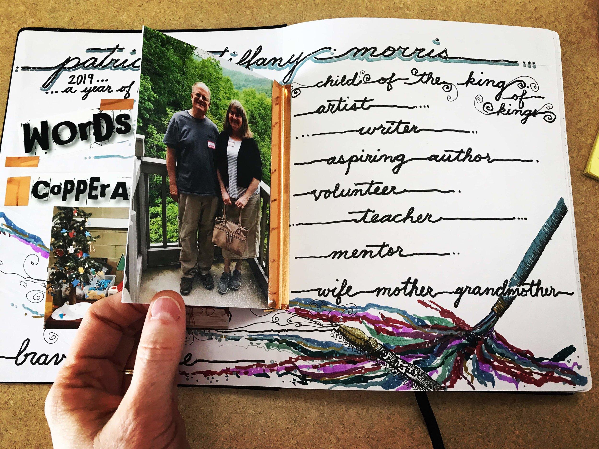 2019 Bullet Journal inside cover right Patricia Tiffany Morris bujo.jpg