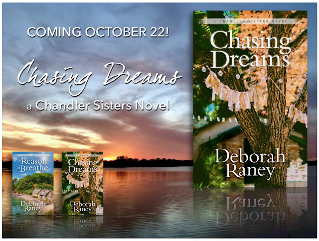 Coming SOON. Check out Deborah Raney's website for details.  Photo from Deborah Raney's website.