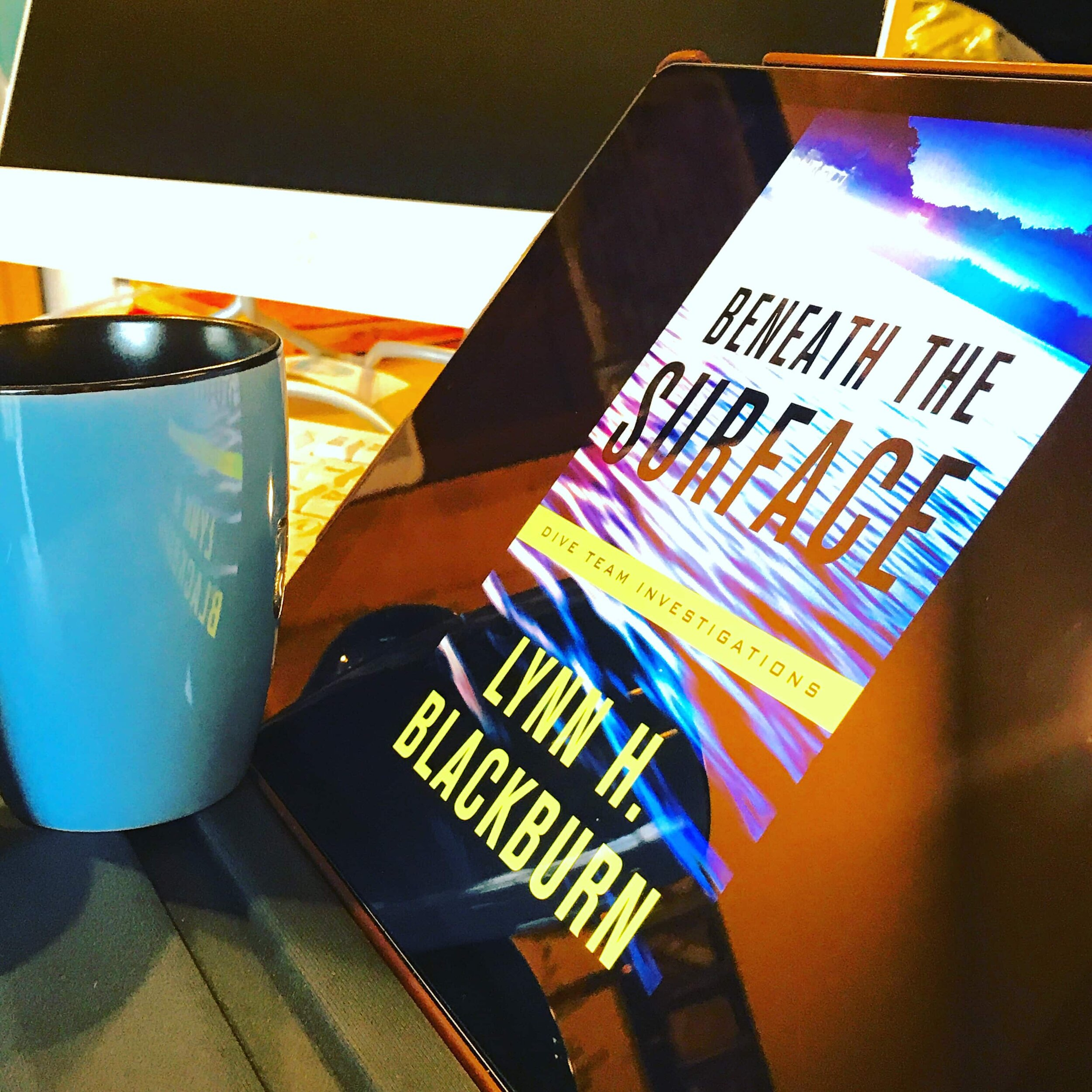 Click on the photo above to see author's book on Amazon in a separate window.  Fiction Book Review and photo by Patricia Tiffany Morris