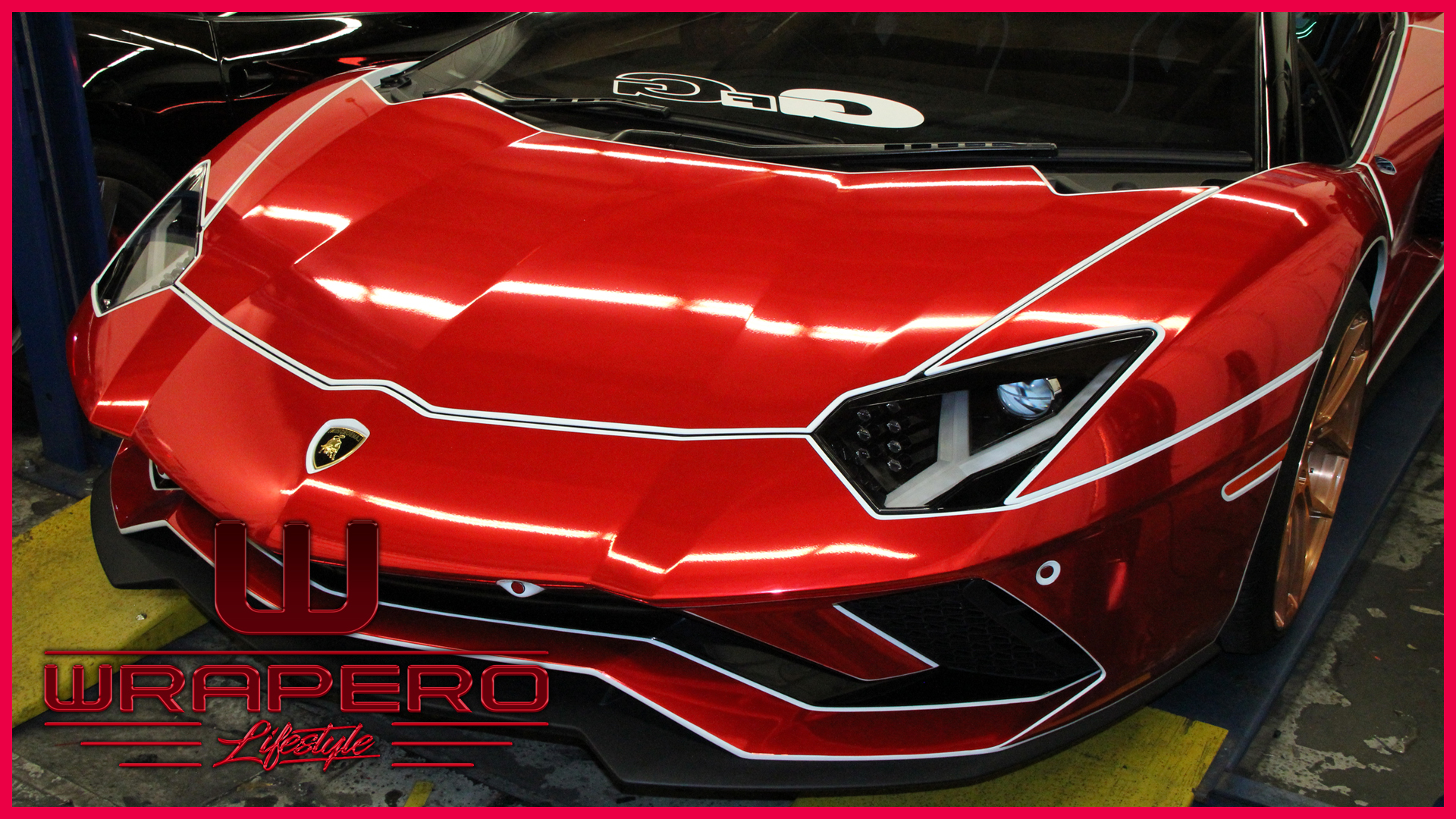 Giovanna Wheels Lamborghini