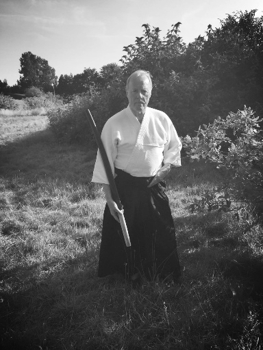 Mr Roger Douras 6th Dan Rokudan Shidoin