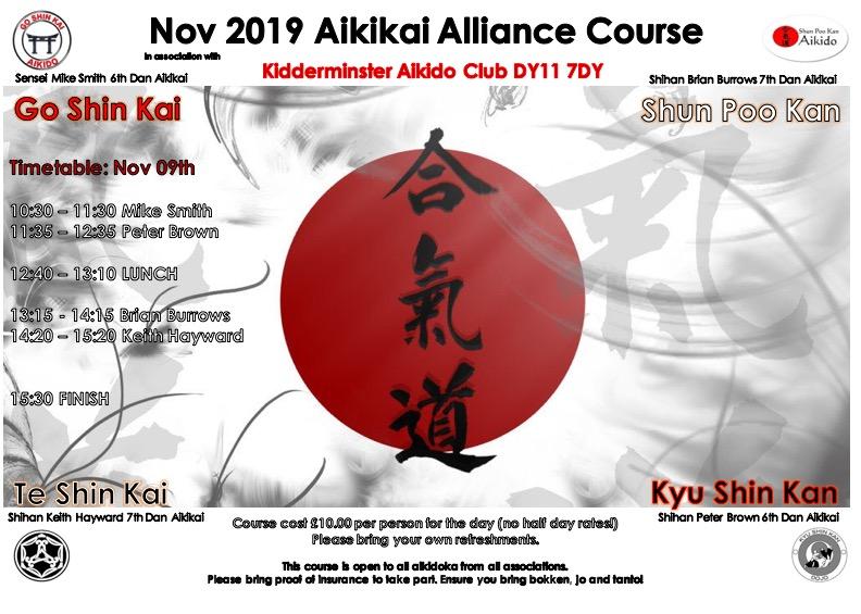 4th Alliance Course