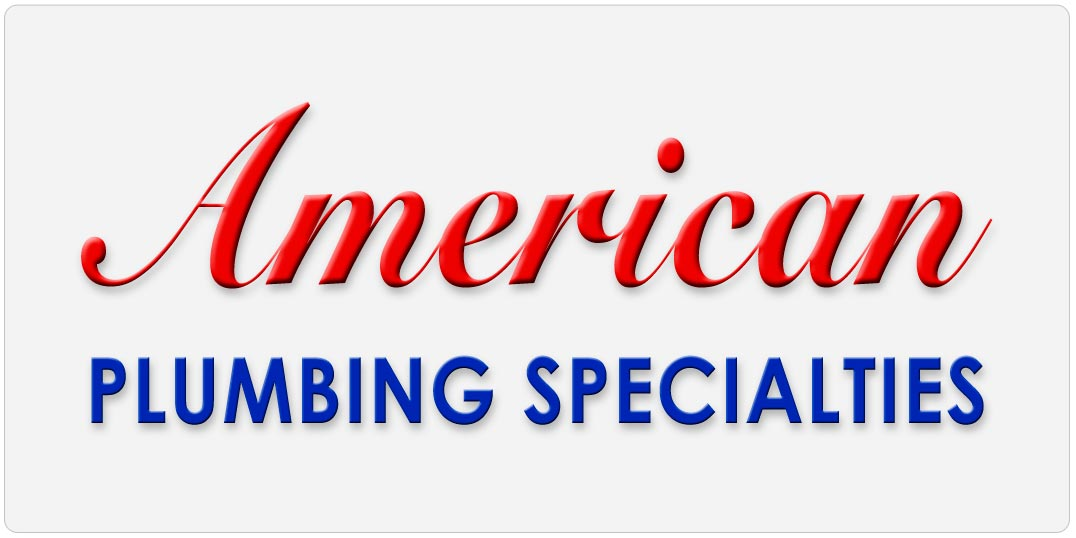 Original parts for all American Plumbing Specialties faucets