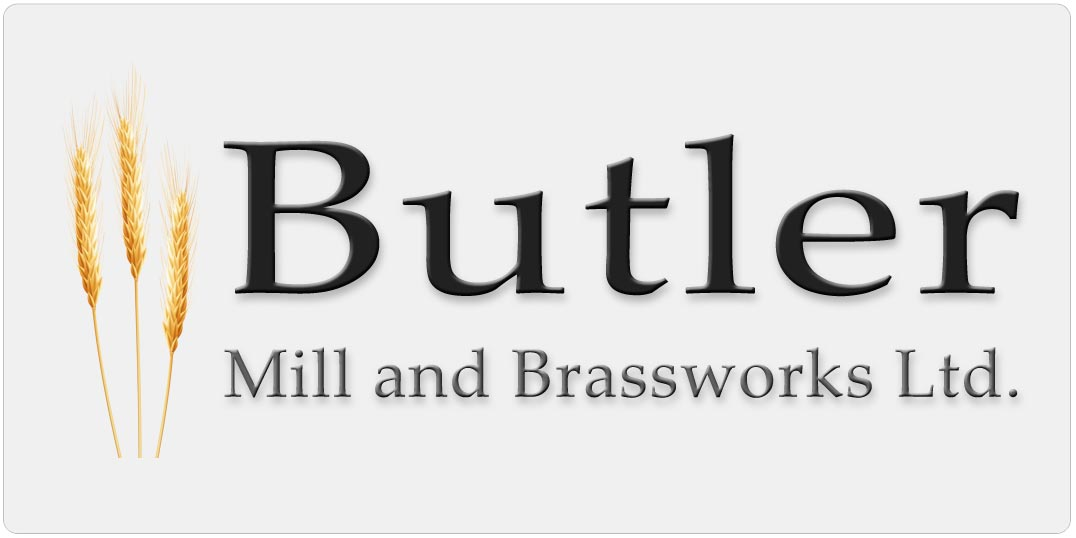 Original parts for all Butler Mill and Brassworks Ltd. faucets