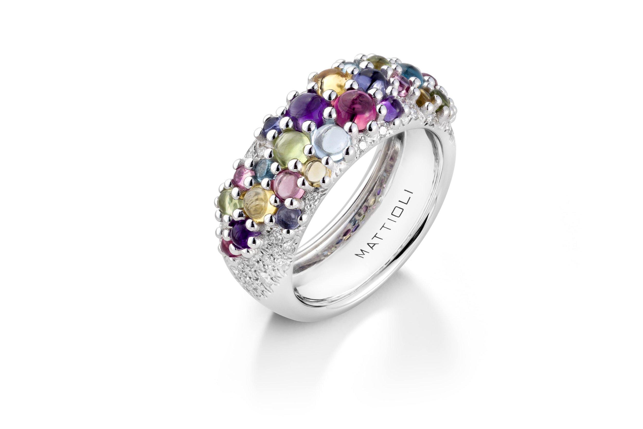Mattioli ring 'Candy'