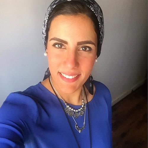 Sara Hesham Hijabi Stylist