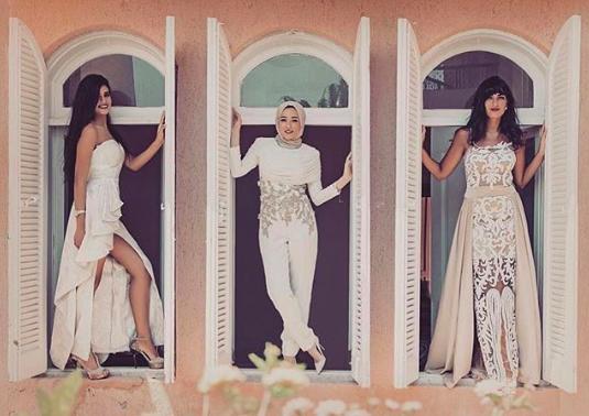 Sara Hesham Stylist in Egypt