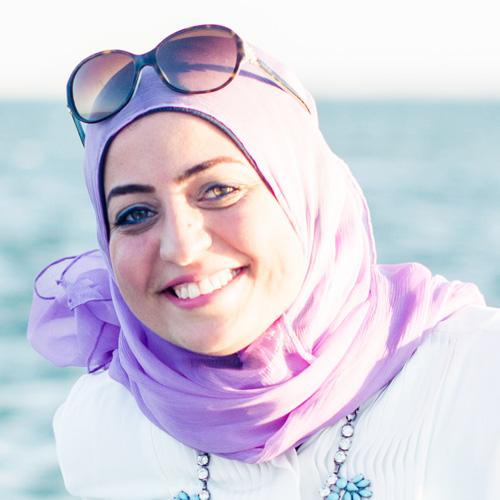 Yasmin Kamel Makeup Artist