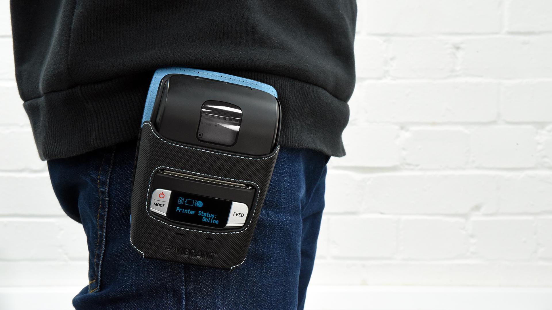 Vprint Mobile bluetooth printer holster case Grid 2.png