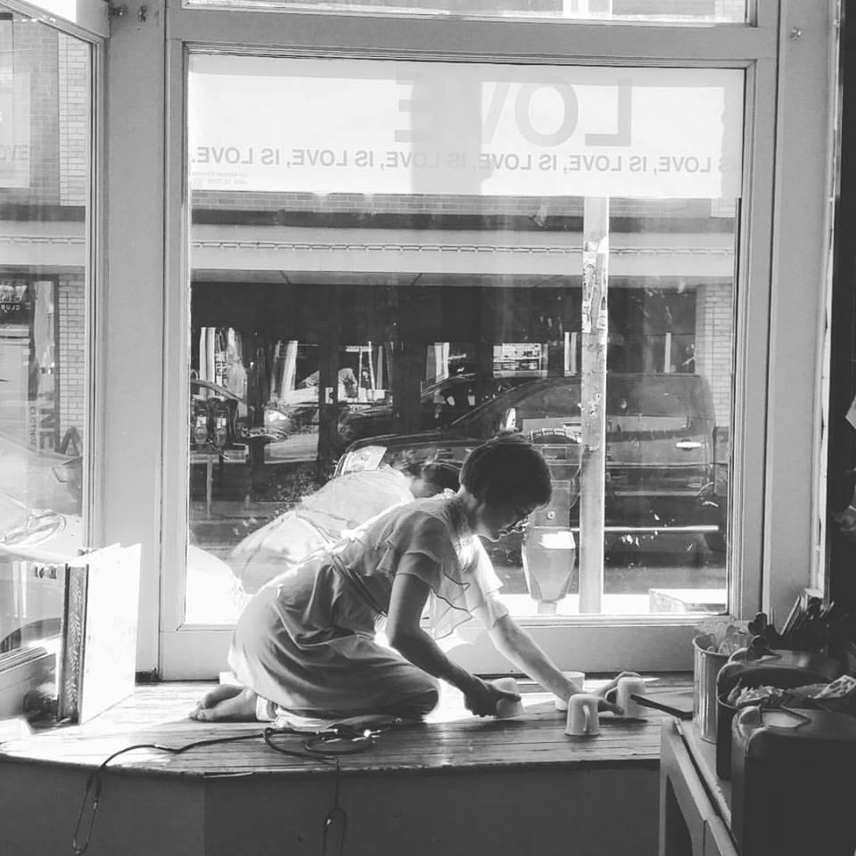 Candice Pike, Window Dances FND 2016