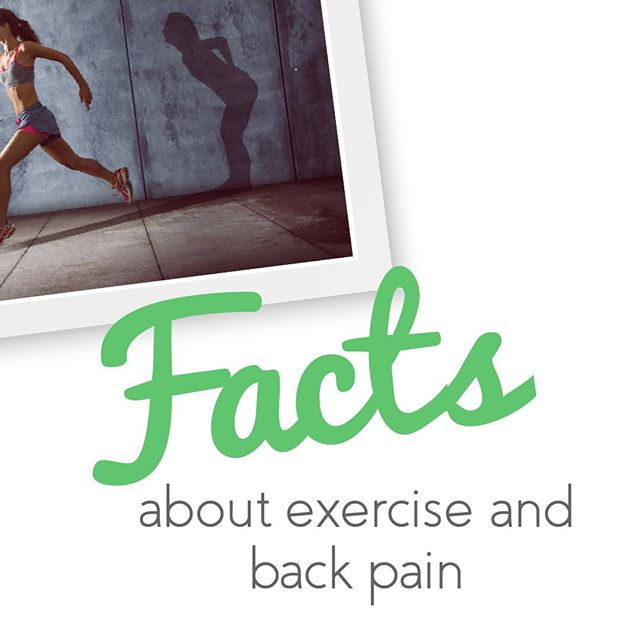 A few facts about exercise and back pain:  ➡️ Exercise is helpful for back pain ➡️ Exercise can prevent recurrence of back pain ➡️ Feeling sore after exercise does not mean you have damaged your back  #IpswichPhysiotherapy #Ipswich #Suffolk #pain #backpain #lowbackpain #spinehealth #physio #physiotherapy #physicaltherapy  #CrossFit #Exercise #Exercisemotivation #Workout #Gains #Squats #Weights #Deadlifts #GymLife #GirlsWhoLift #StrengthTraining #Fitness #Fitnessmotivation #Fitnessjourney #Bodybuilding #Pilates #Fitfam