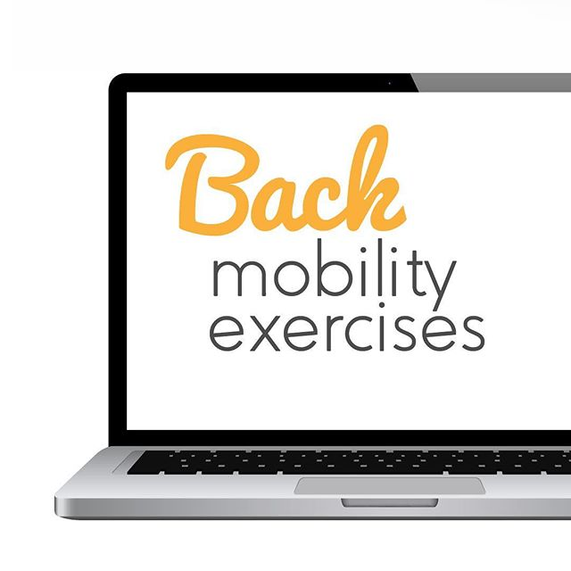 Back mobility videos  These are some of our favourite back mobility exercises  #IpswichPhysiotherapy #Ipswich #Suffolk #Pain #Backpain #Lowbackpain #Spinehealth #Physio #Physiotherapy #Physicaltherapy  #Exercisemotivation #Workout #Mobility #Pilates #Yoga #Fitfam #Fitness #Fitnessmotivation