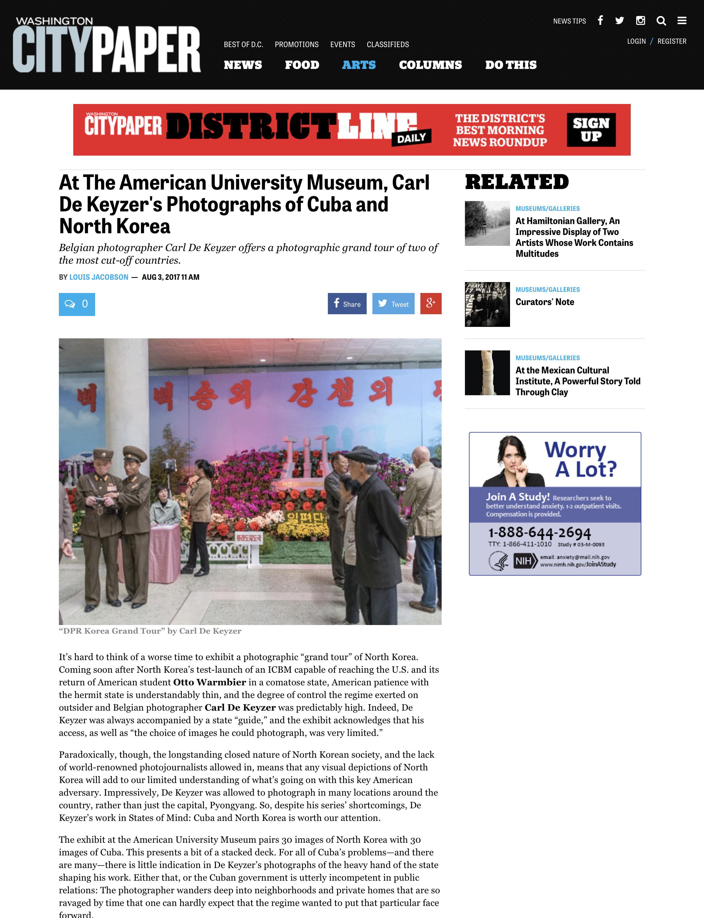 CityPaper  DPRK