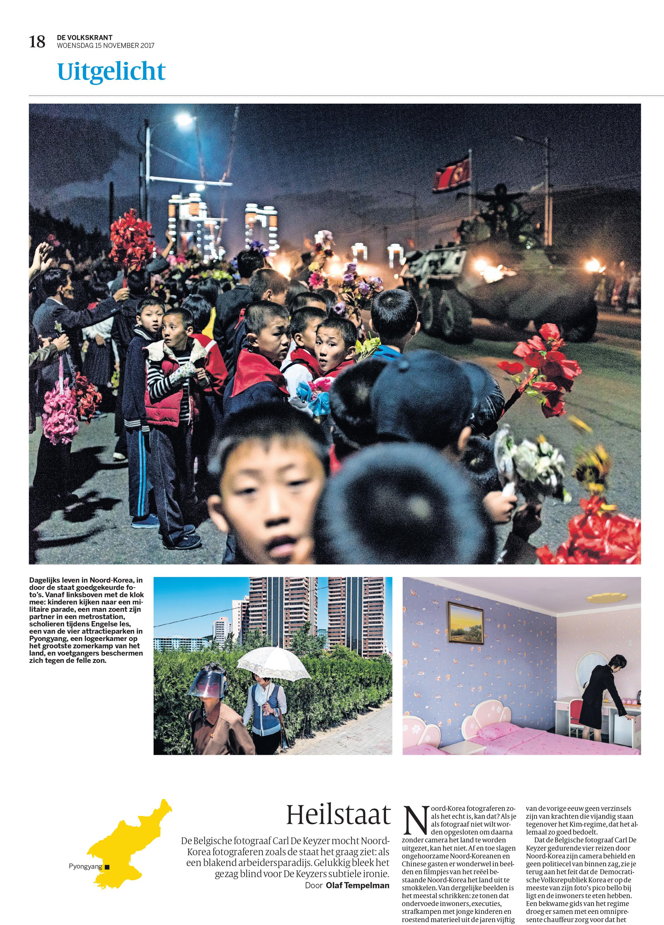De Volkskrant DPRK