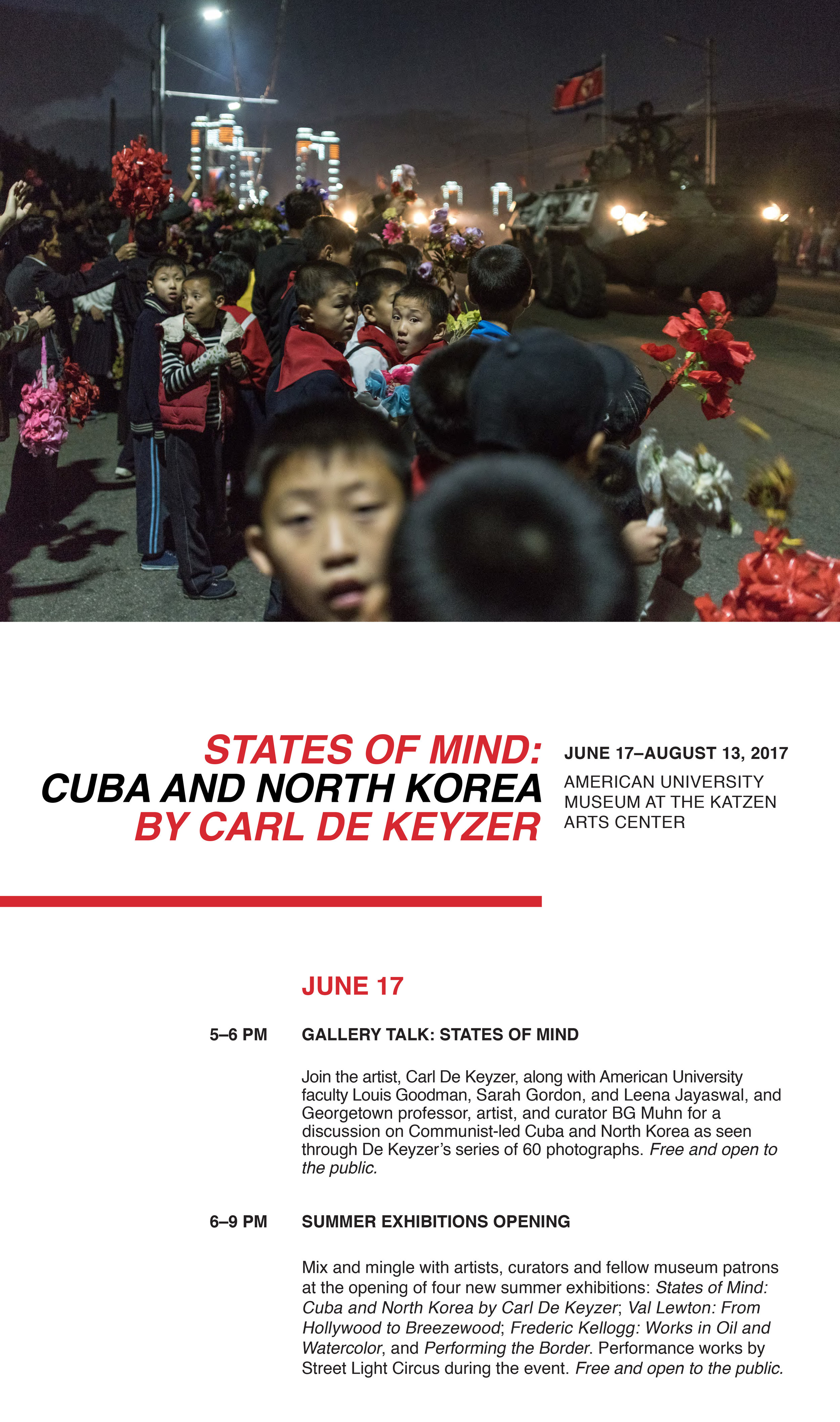 States of Mind DPRK