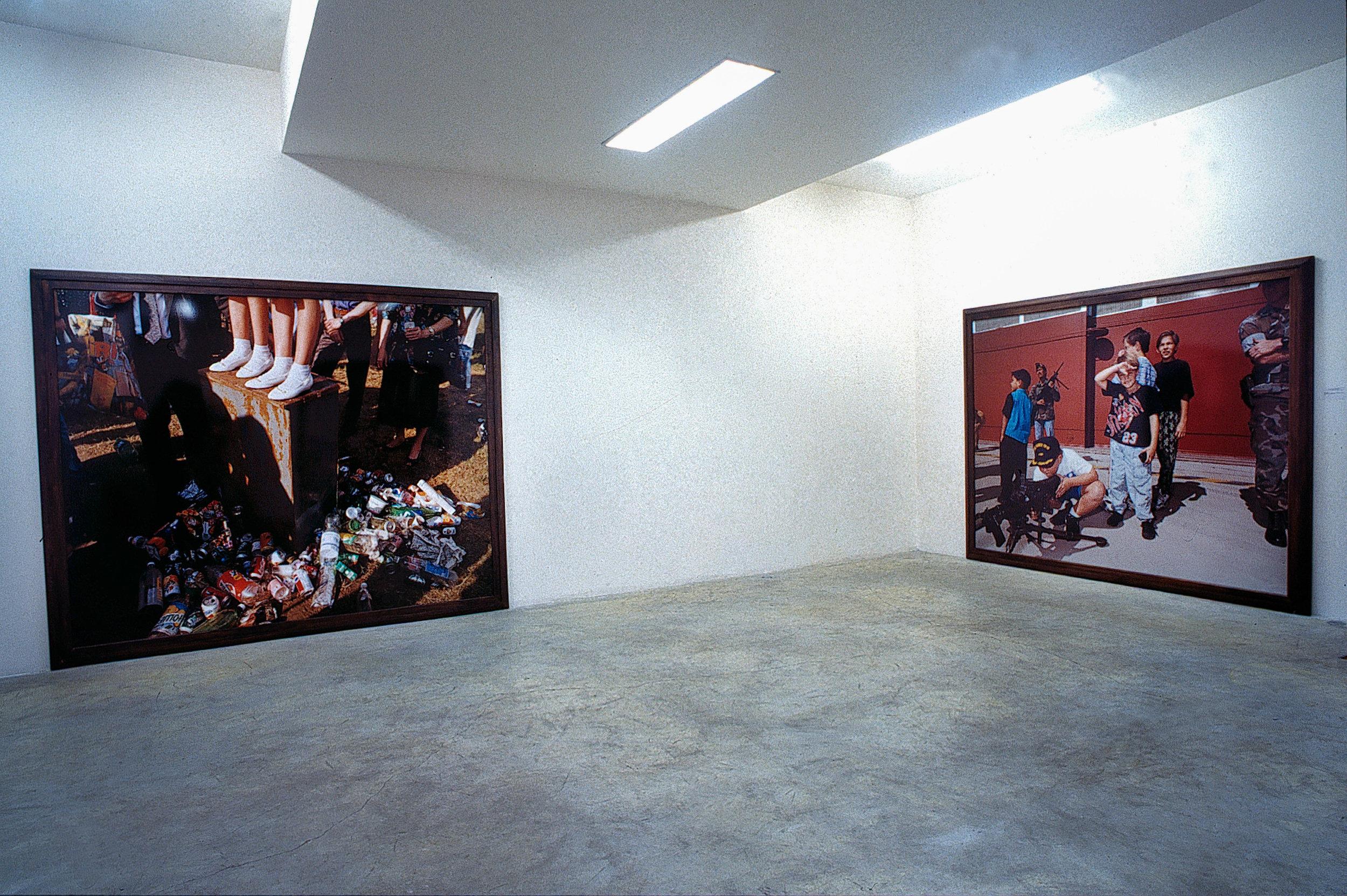 Galerie Almine Rech Paris 1998