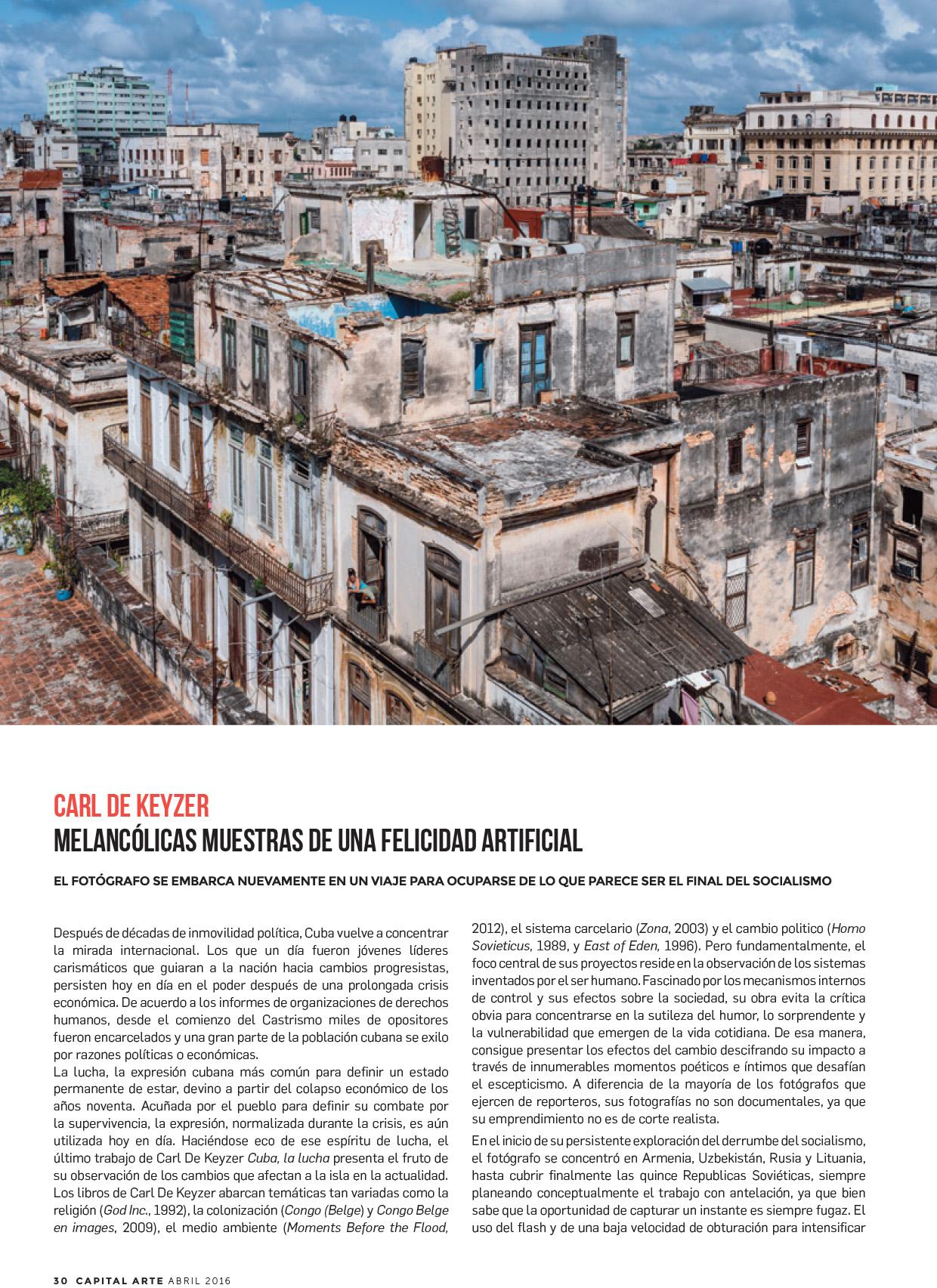 Cuba (Capital Arte)