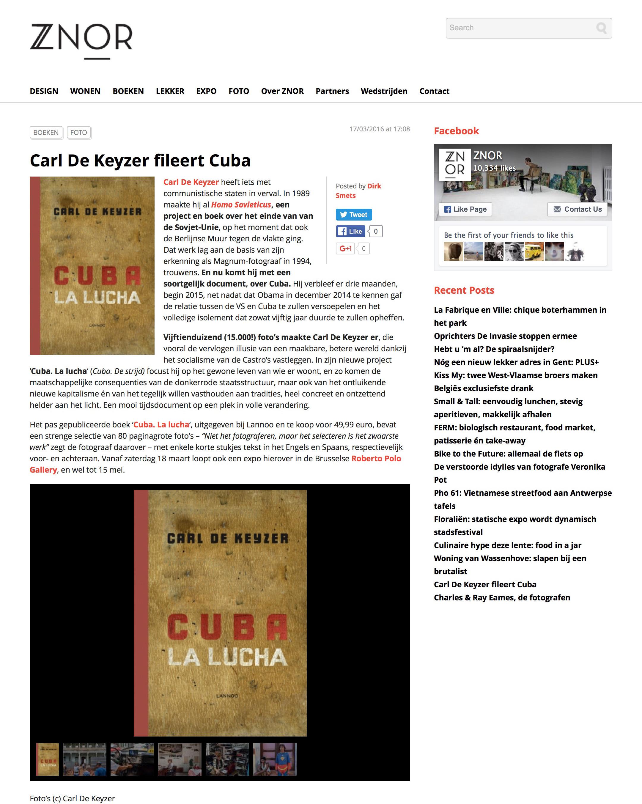 Cuba (ZNOR)