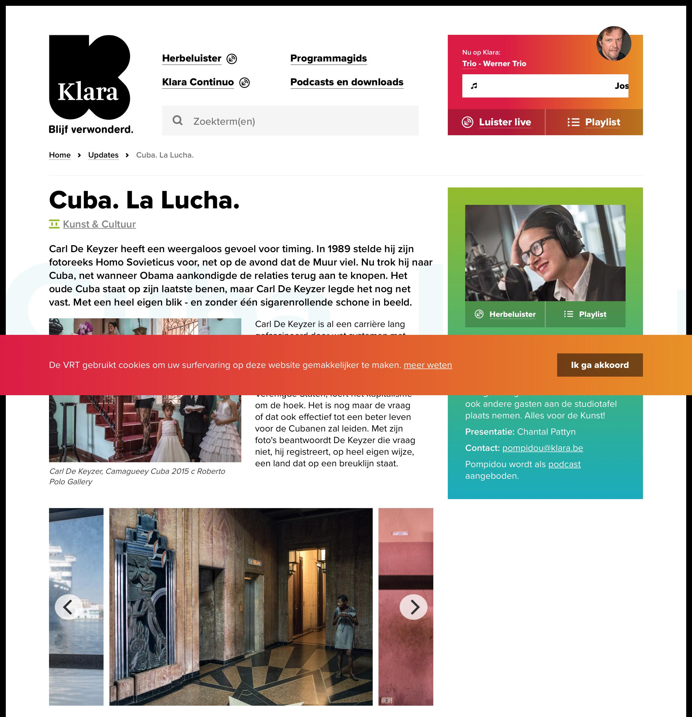 Cuba (Klara VRT)