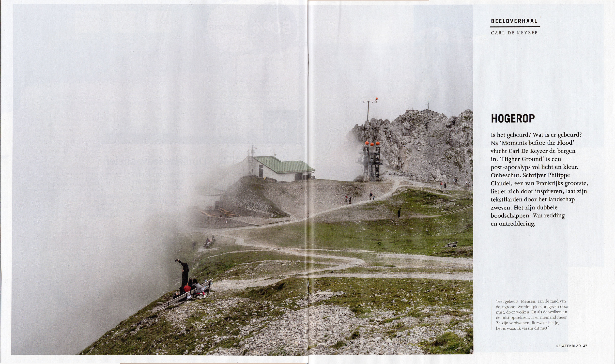 De Standaard Weekblad (Higher Ground)