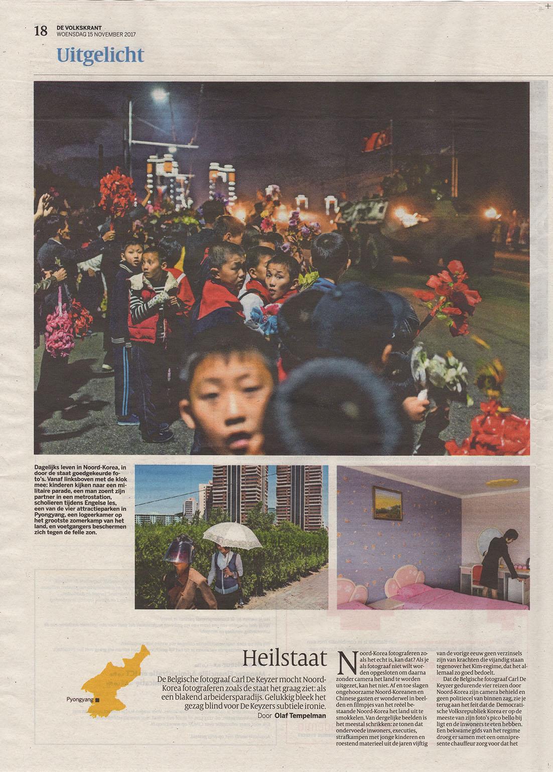 De Volkskrant (DPRK)