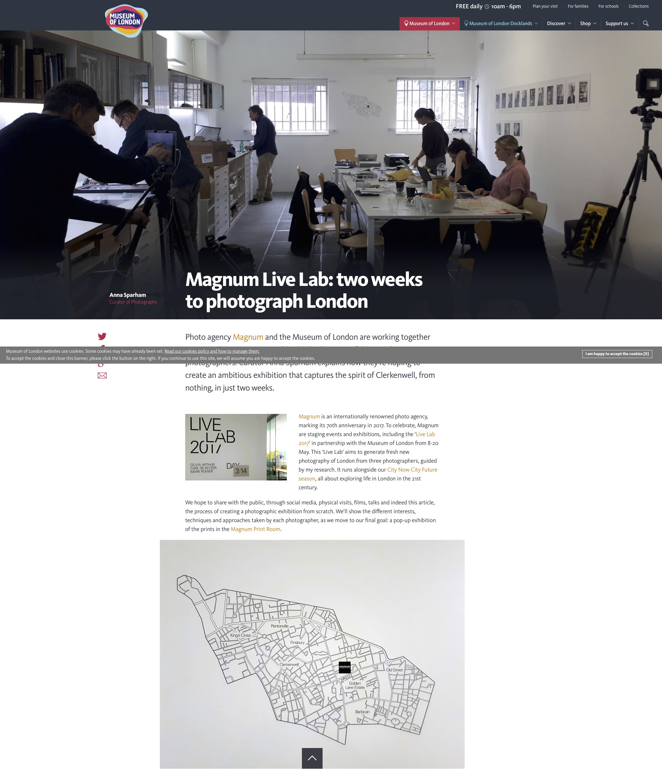 Magnum Live Lab London - with Mark Power and Olivia ArthurFull pdf