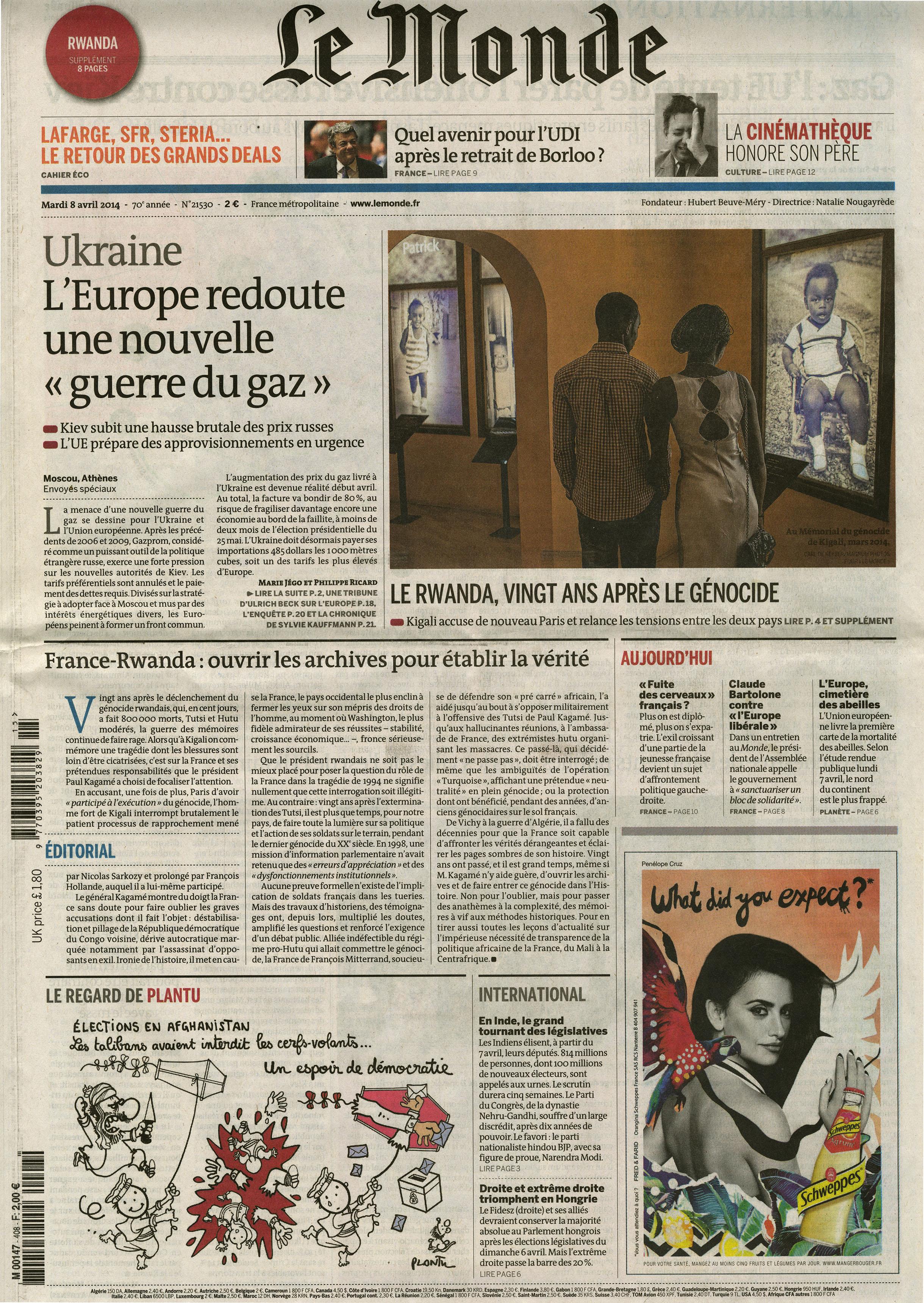 Le Monde (Rwanda)