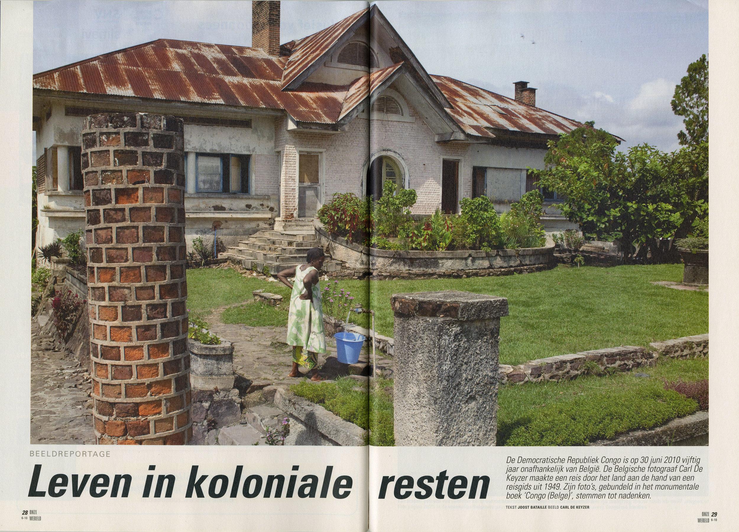 Congo (Onze wereld)