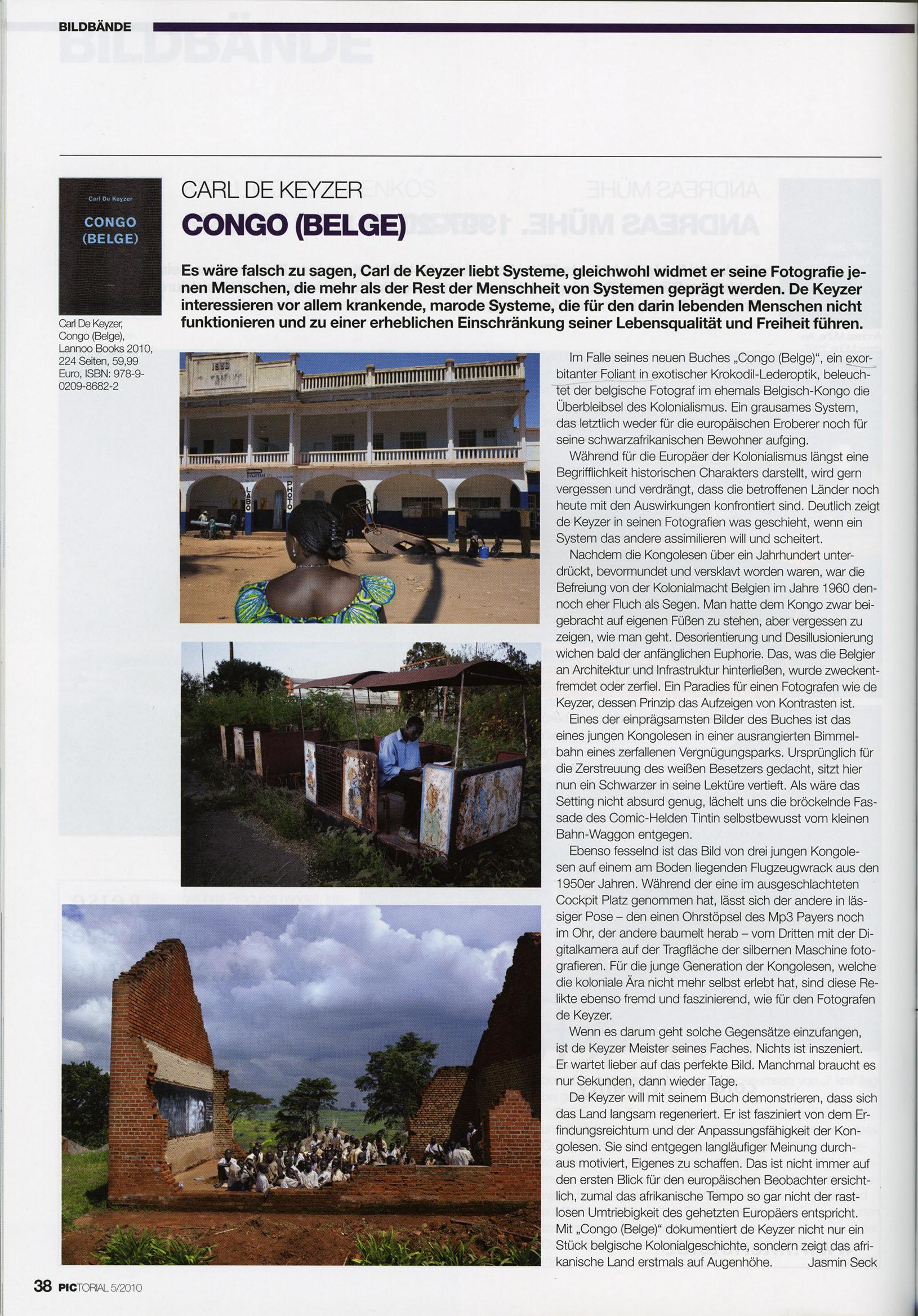 Congo (Pictorial)