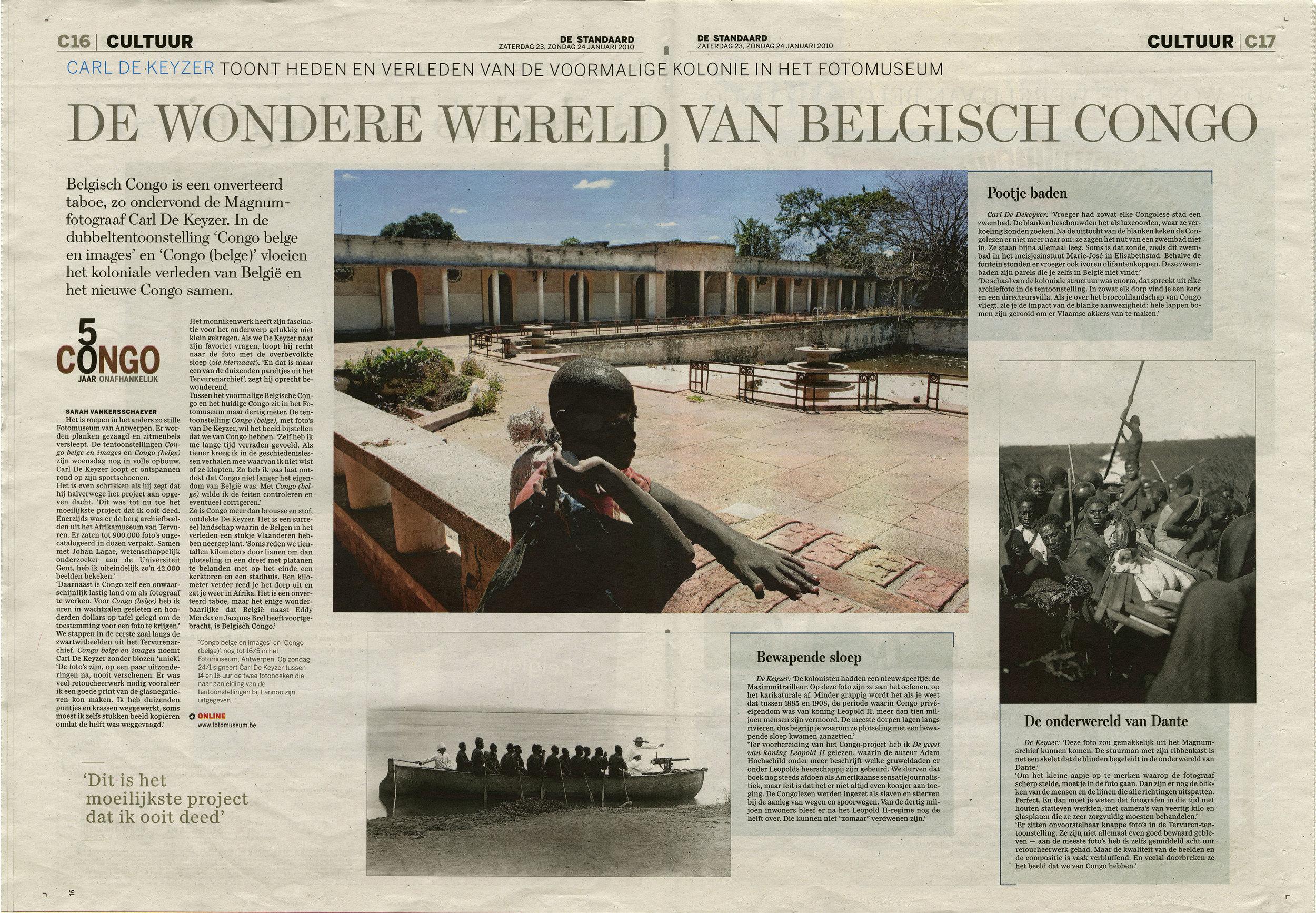 De Standaard (Congo)