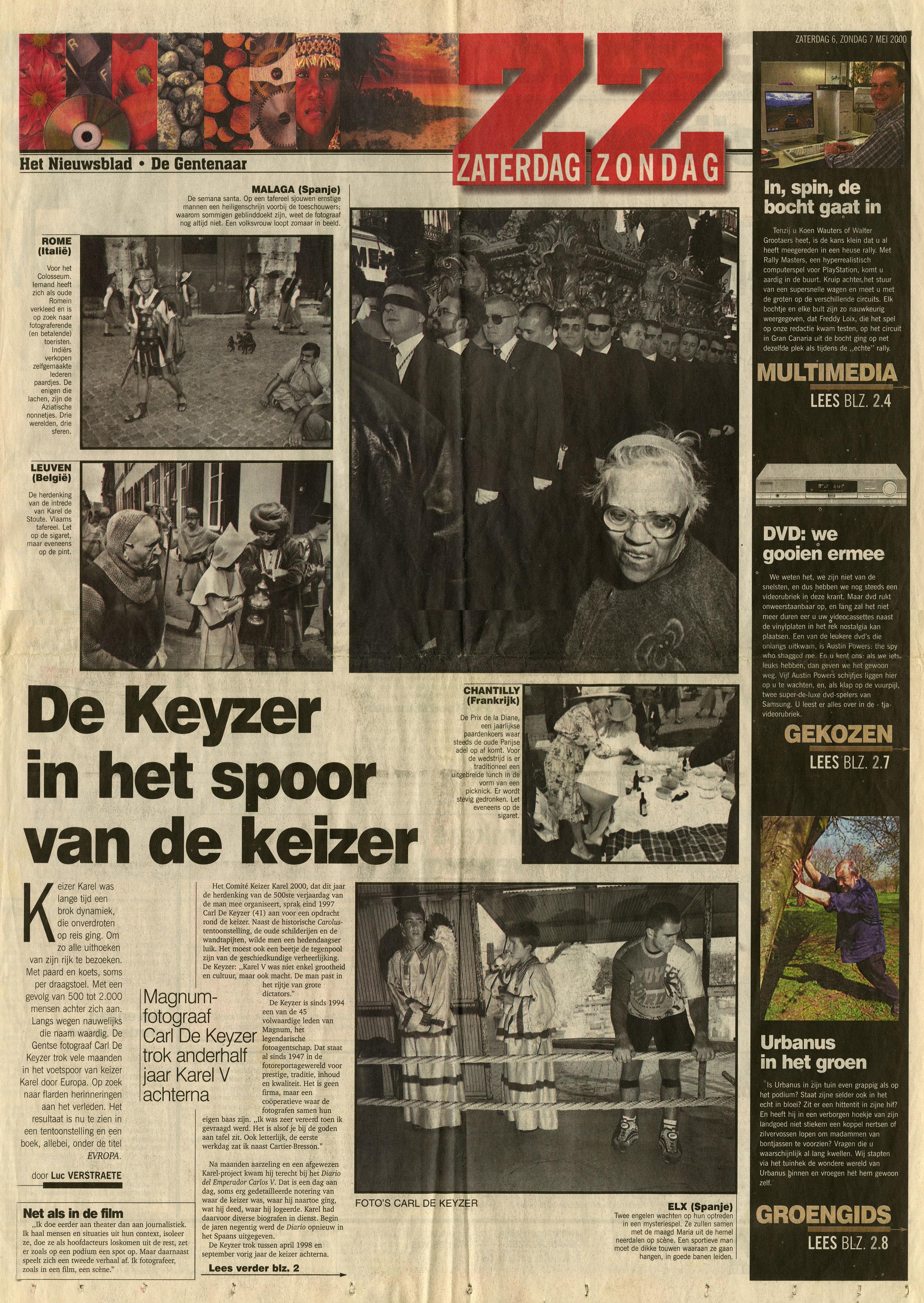 Het Nieuwsblad (EVROPA)