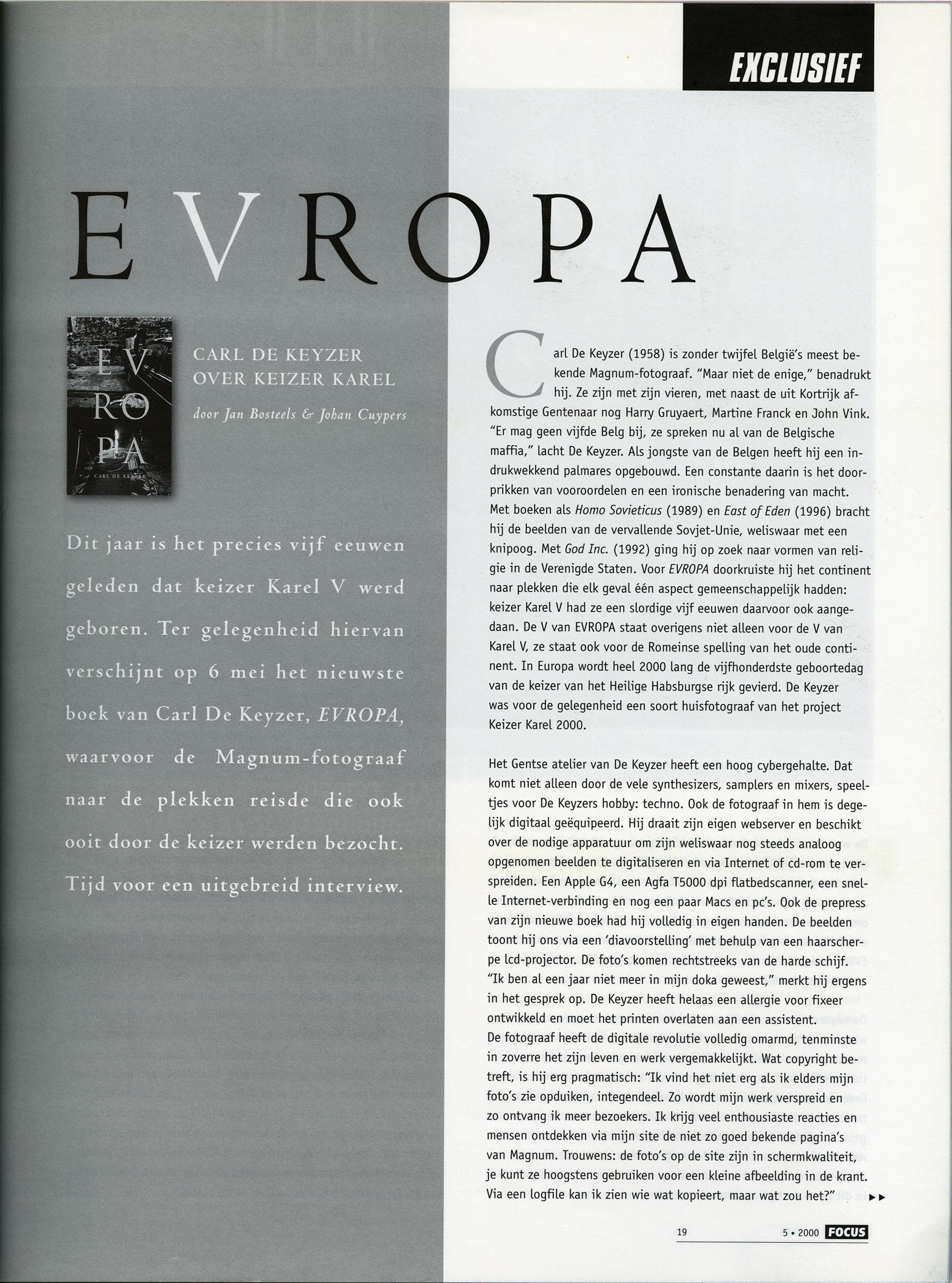 Focus (EVROPA)