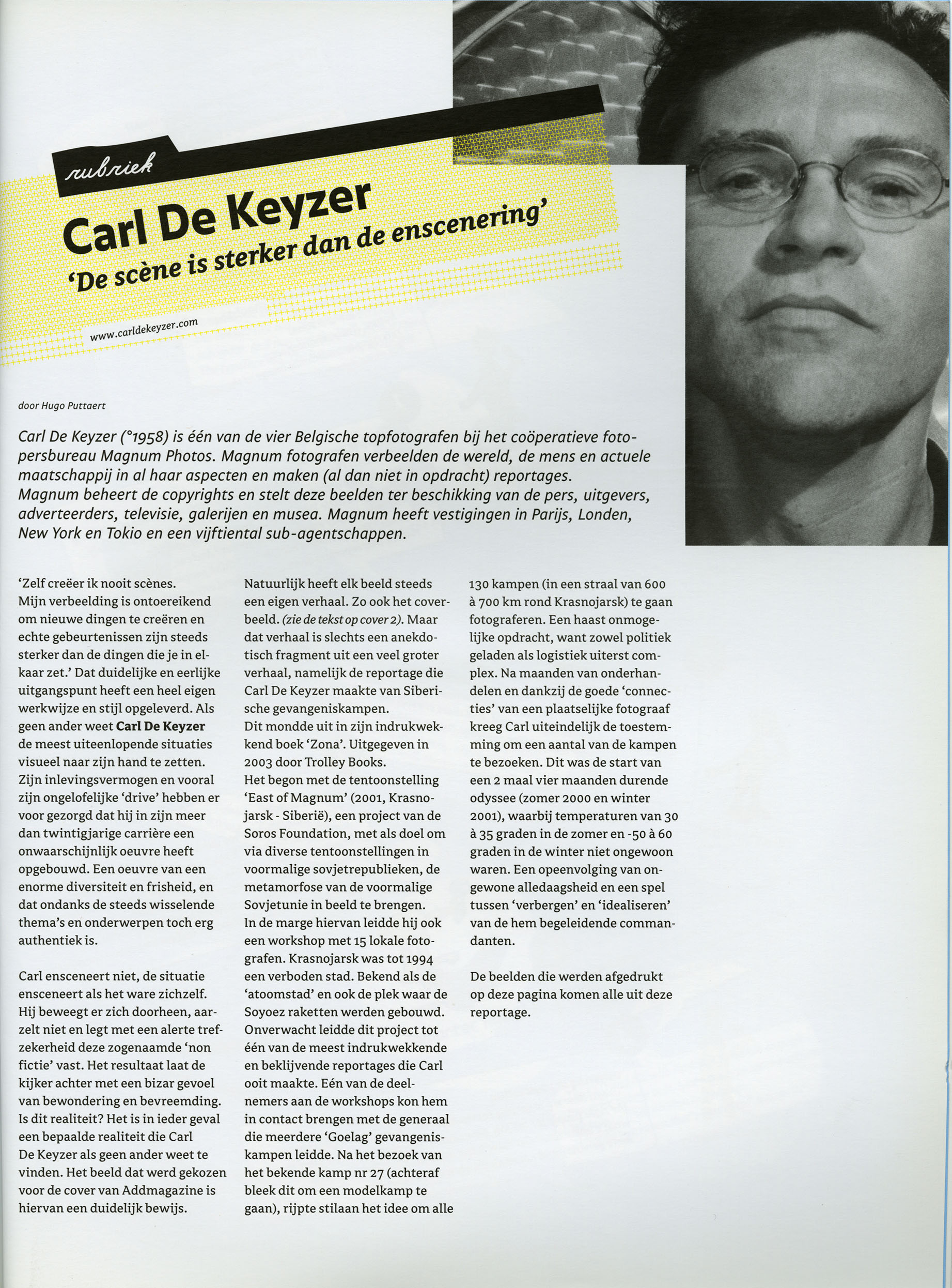 Add magazine (ZONA)
