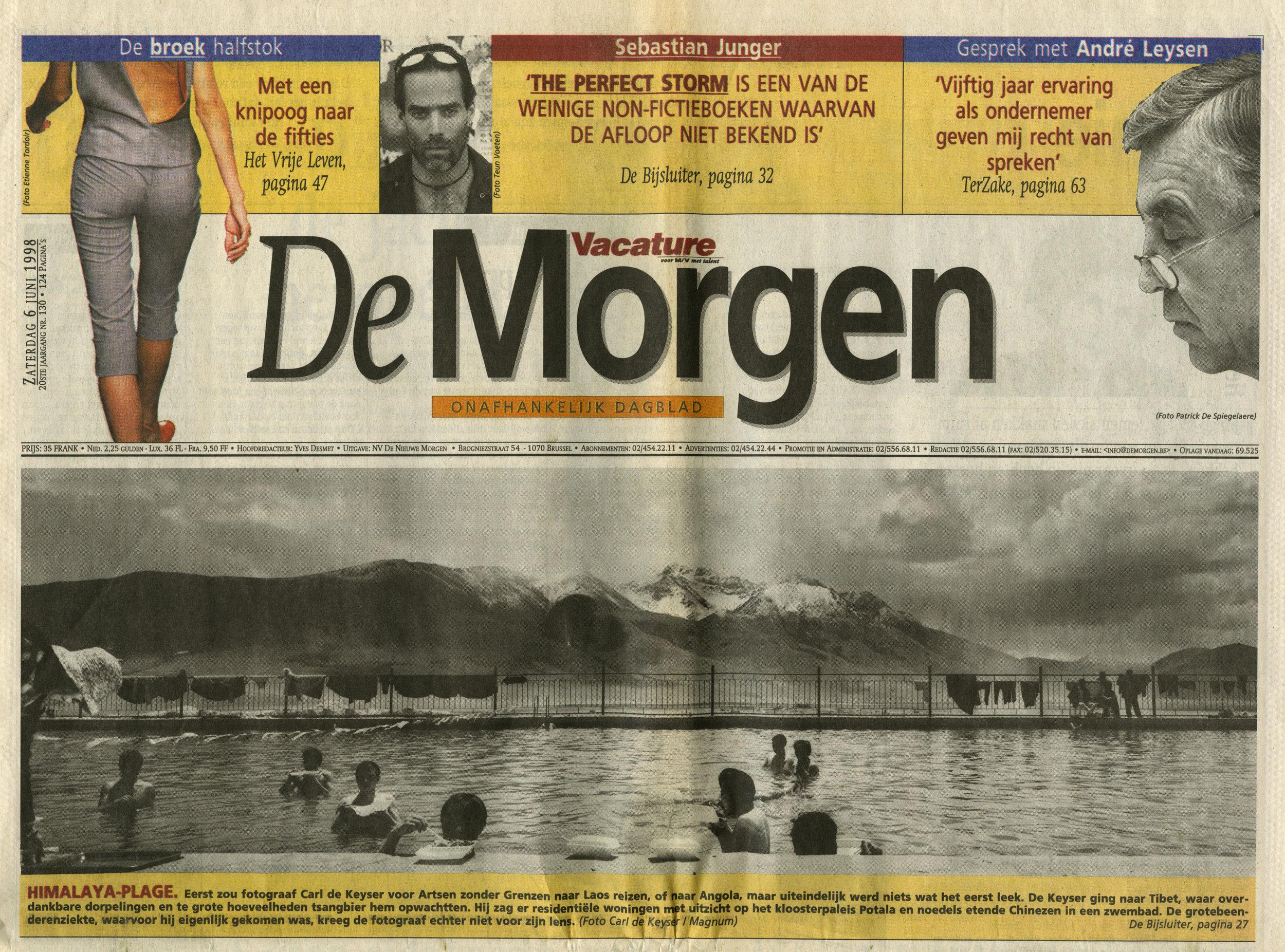 De Morgen (Tibet)