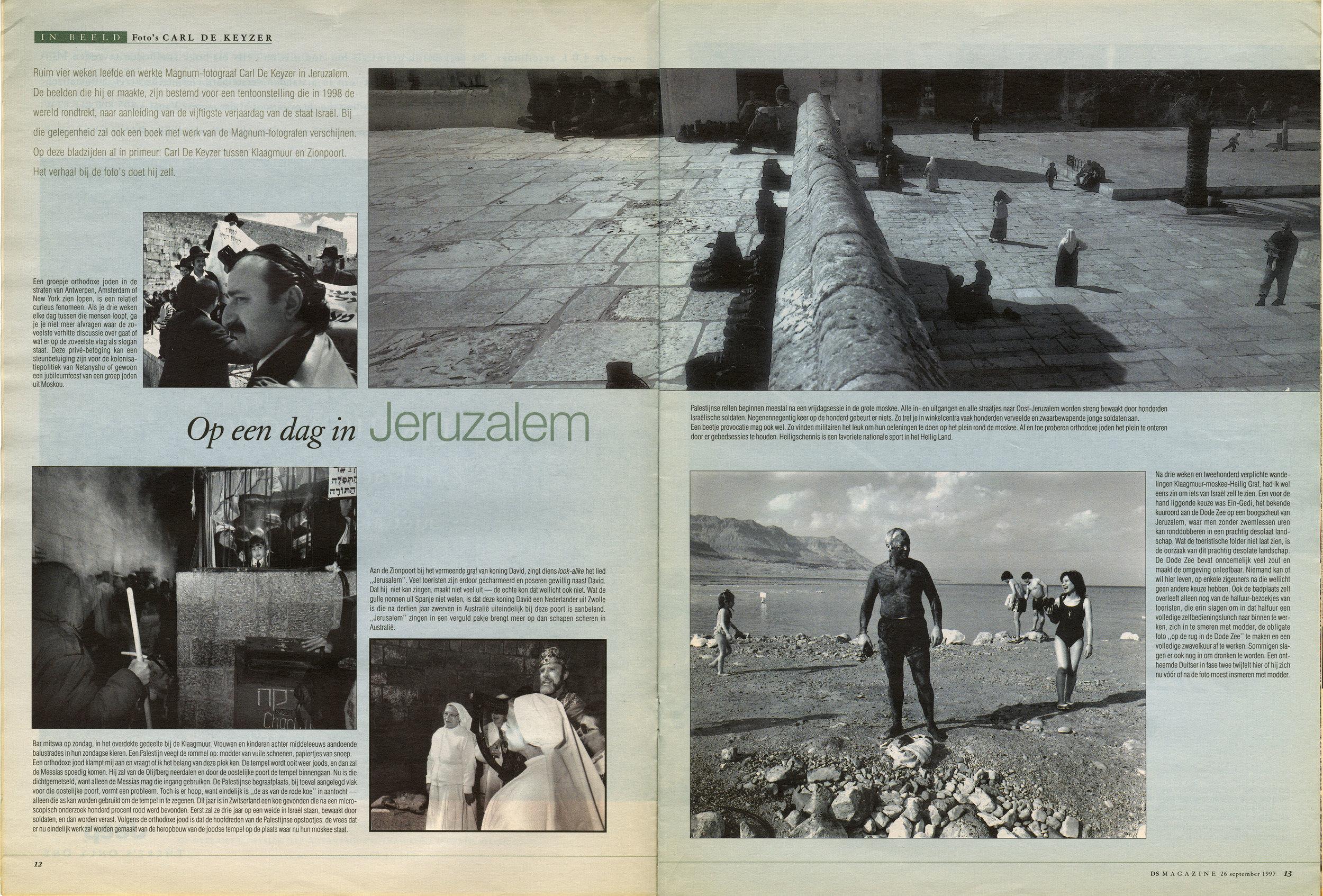 De Standaard (Jerusalem)