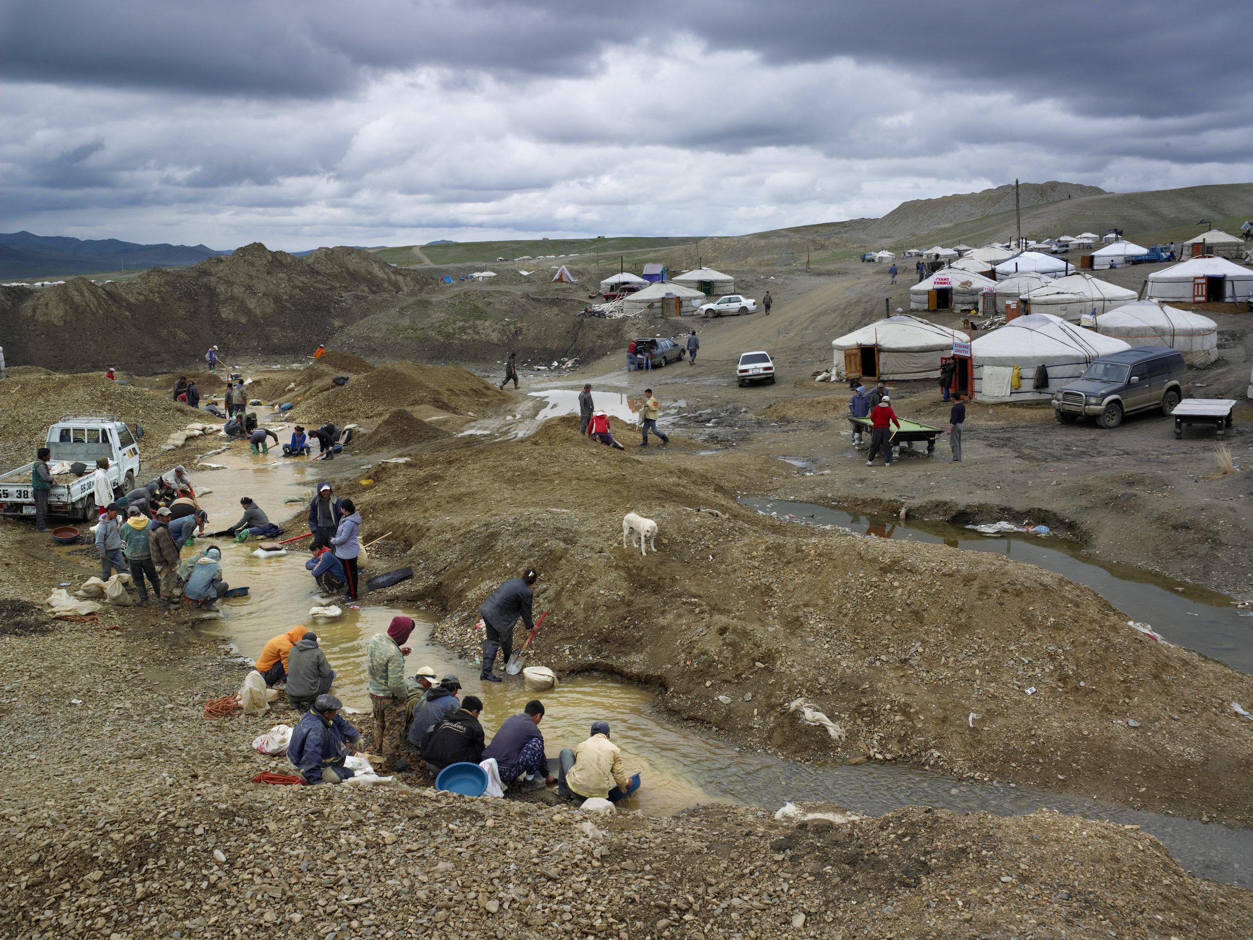 OSI - Mongolia 2007